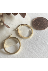 Acropolis 18mm Hoop Earrings