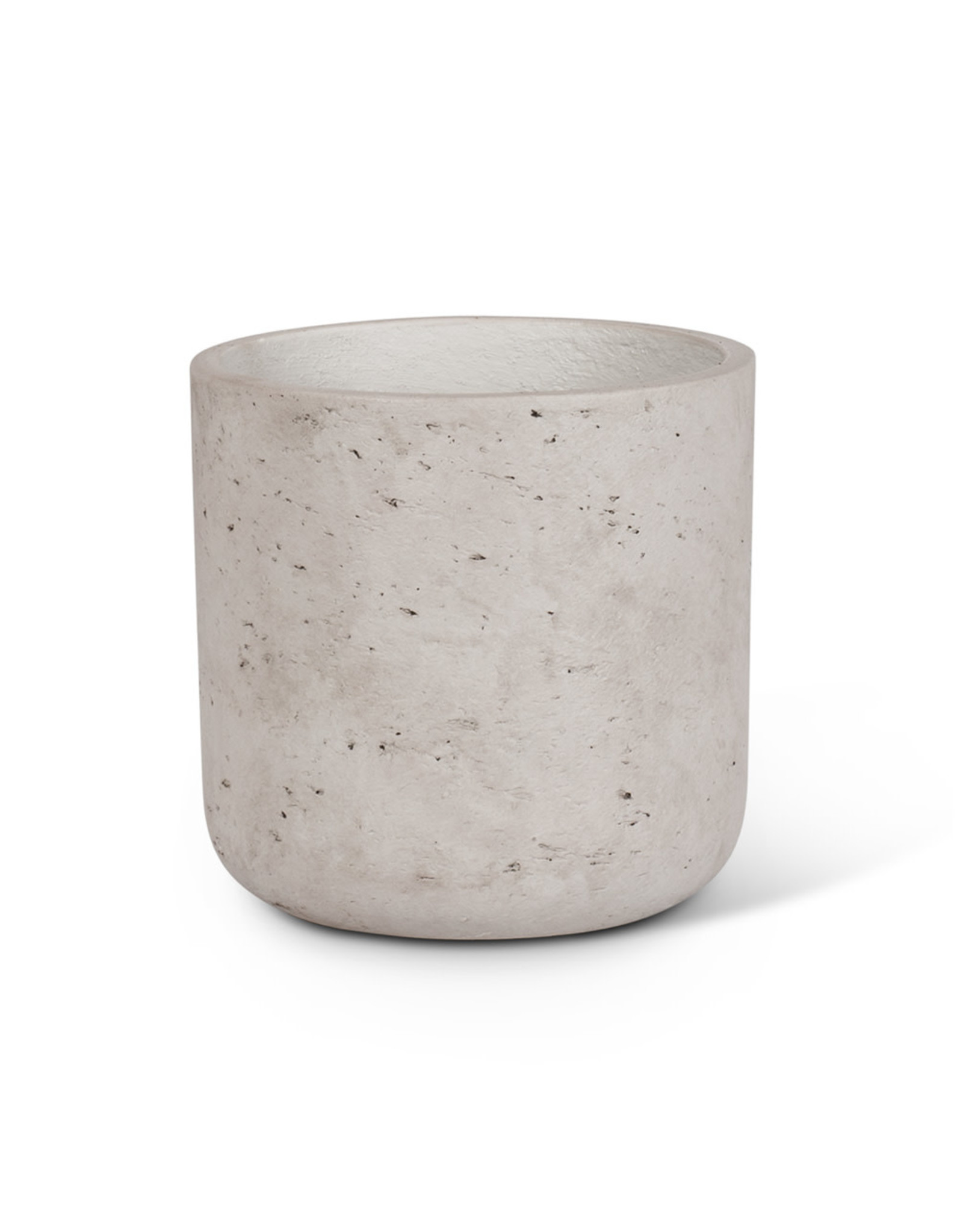 """Quarry Planter Grey  Med 7"""""""