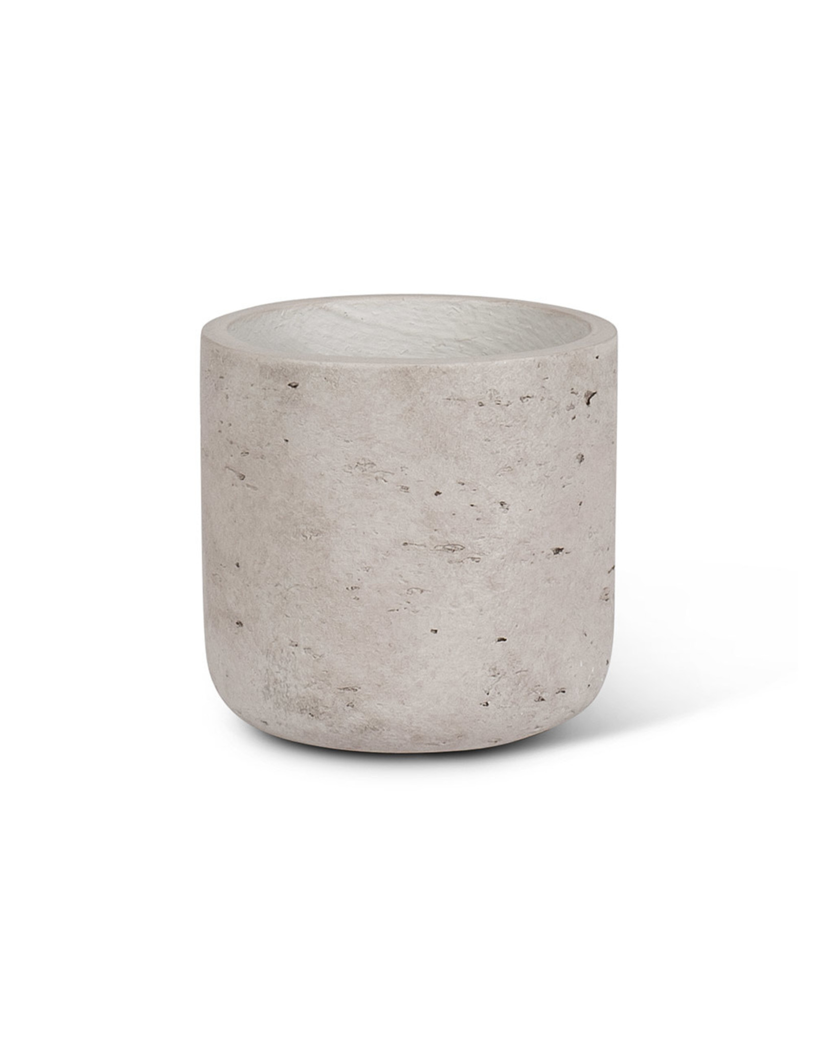 Quarry Planter Grey Sm 4.5""