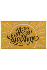 Hello Sunshine Doormat