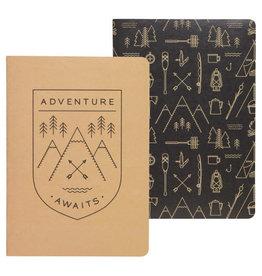 Adventure Awaits Notebook S/2