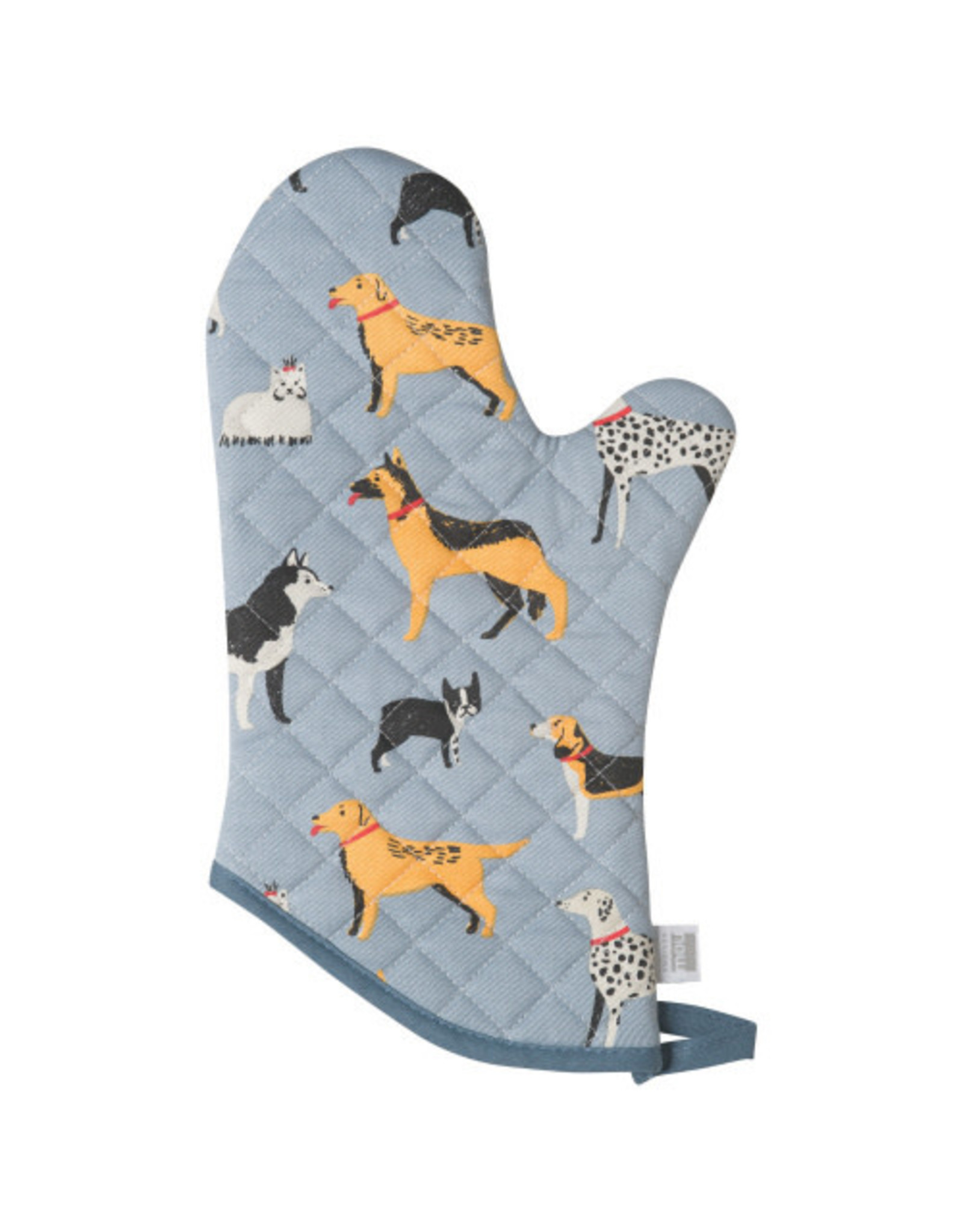 Dog Days Oven Mitts Set of 2