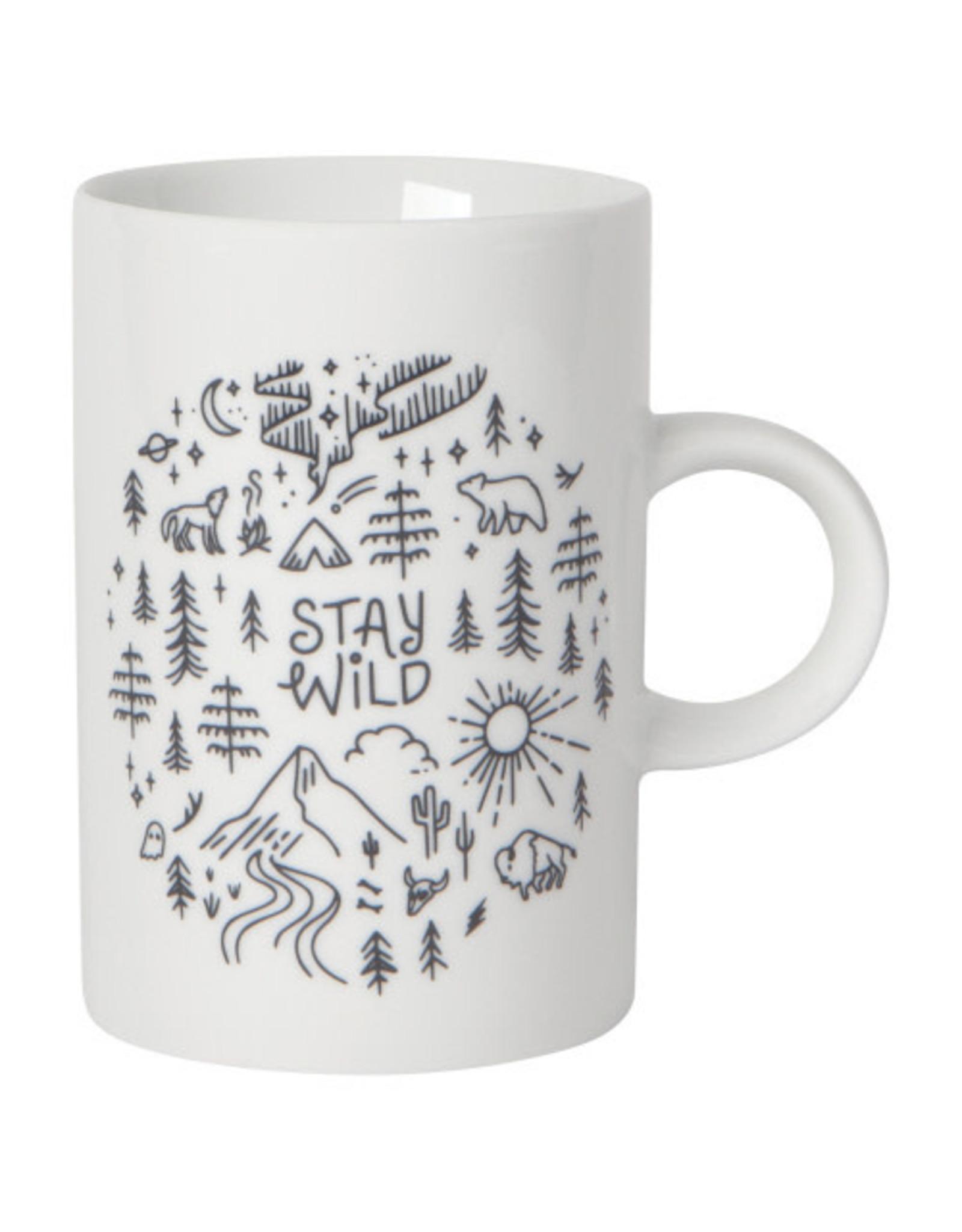 Stay Wild Mug