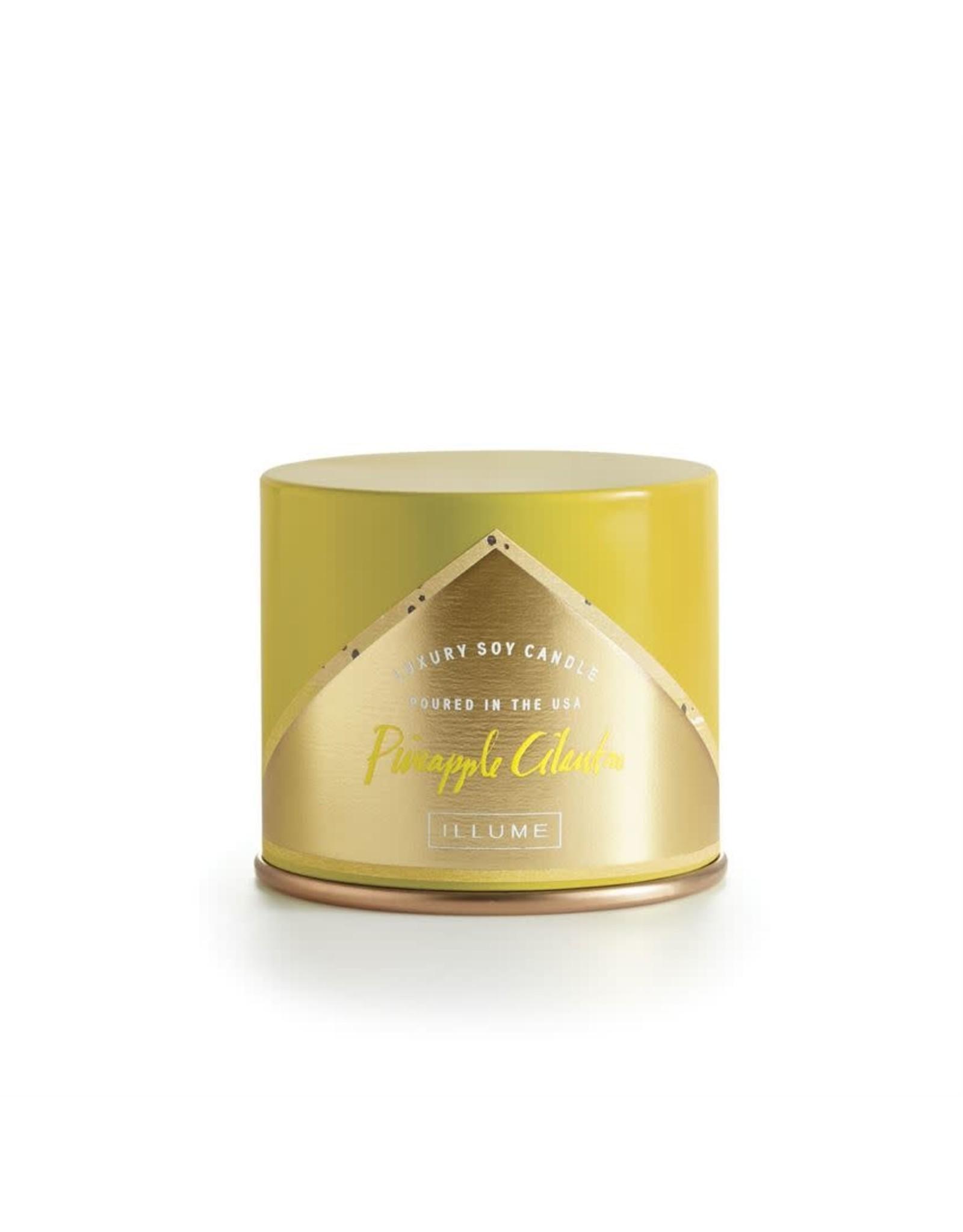 Pineapple Cilantro - Large Tin Candle