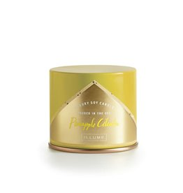 Pineapple Cilantro - Large Tin Candle