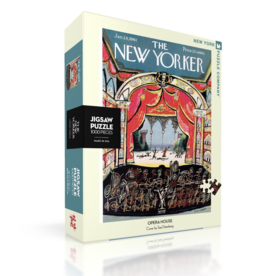 New Yorker Puzzle - Opera House