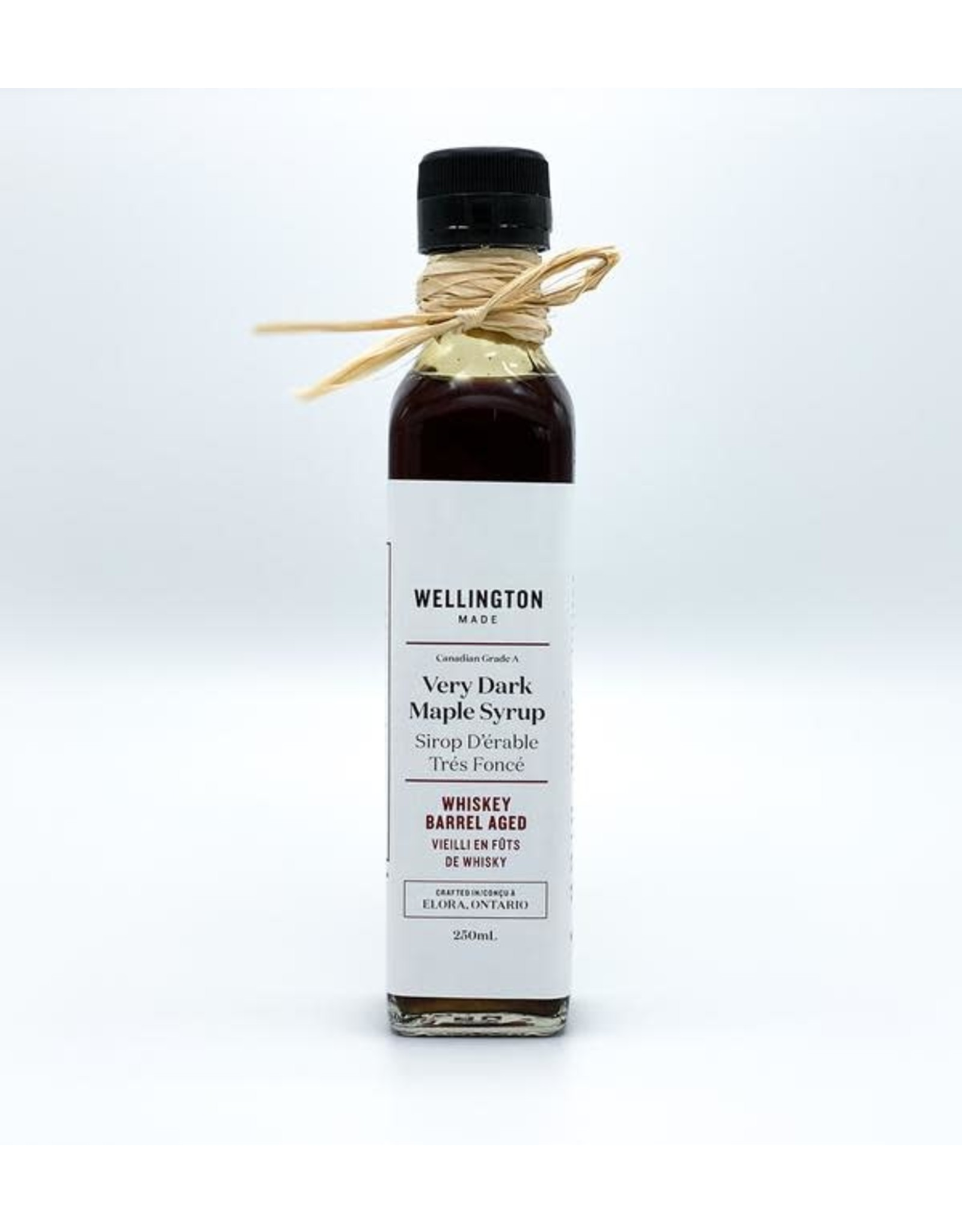 Wellington Made Wellington Made Whiskey Maple Syrup 250ml