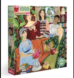 eeBoo Jane Austen's Book Club 1000 piece puzzle