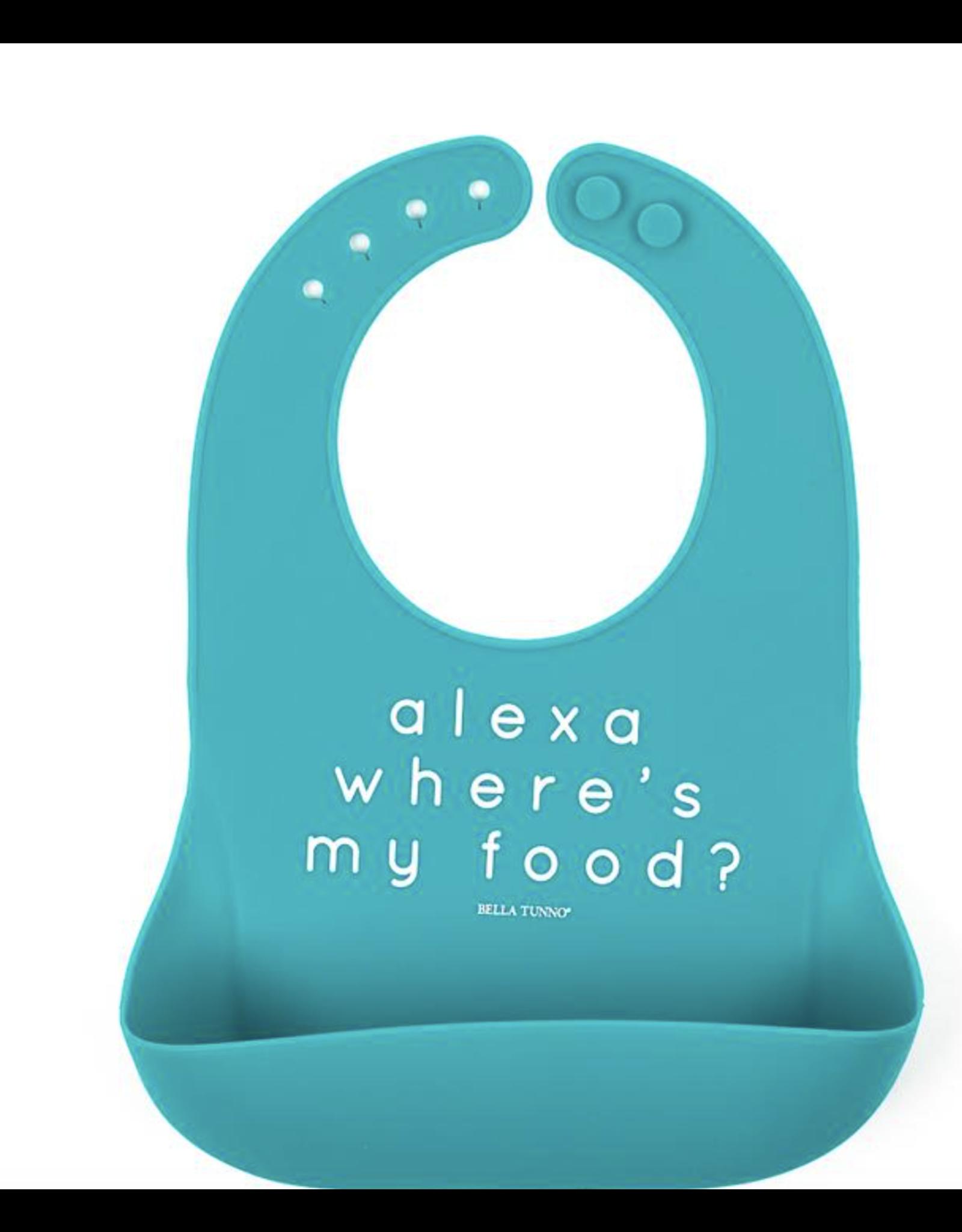Alexa Wonder Bib