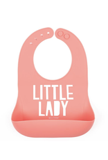 Little Lady Wonder Bib