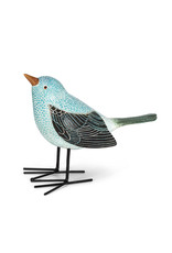 Colourful Folk Art Bird
