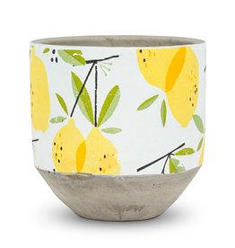 Lemon Planter - Medium