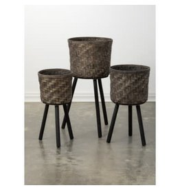 Sullivan's Planter Basket on Legs - Large