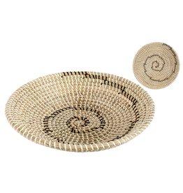 Seagrass Bowl Swirl