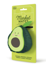 Market Mates - Avocado Shopping Bag