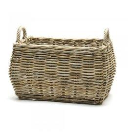 Kubu Storage Basket  with curved Sides