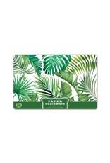 Michel Design Michel Palm Breeze Paper Placemats