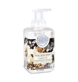 Michel Gardenia Foam Soap