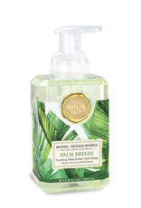 Michel Palm Breeze Foam Soap