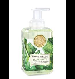 Michel Palm Breeze Foam Soap