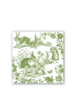 Bunny Toile Luncheon Napkins
