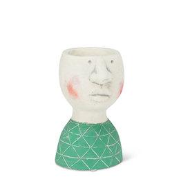 """Male Head Planter 6"""""""