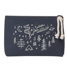 Stay Wild Cosmetic Bag Sm