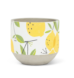 Lemon Planter - Small