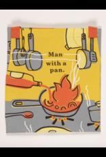 BQ Apron - Man with a Pan