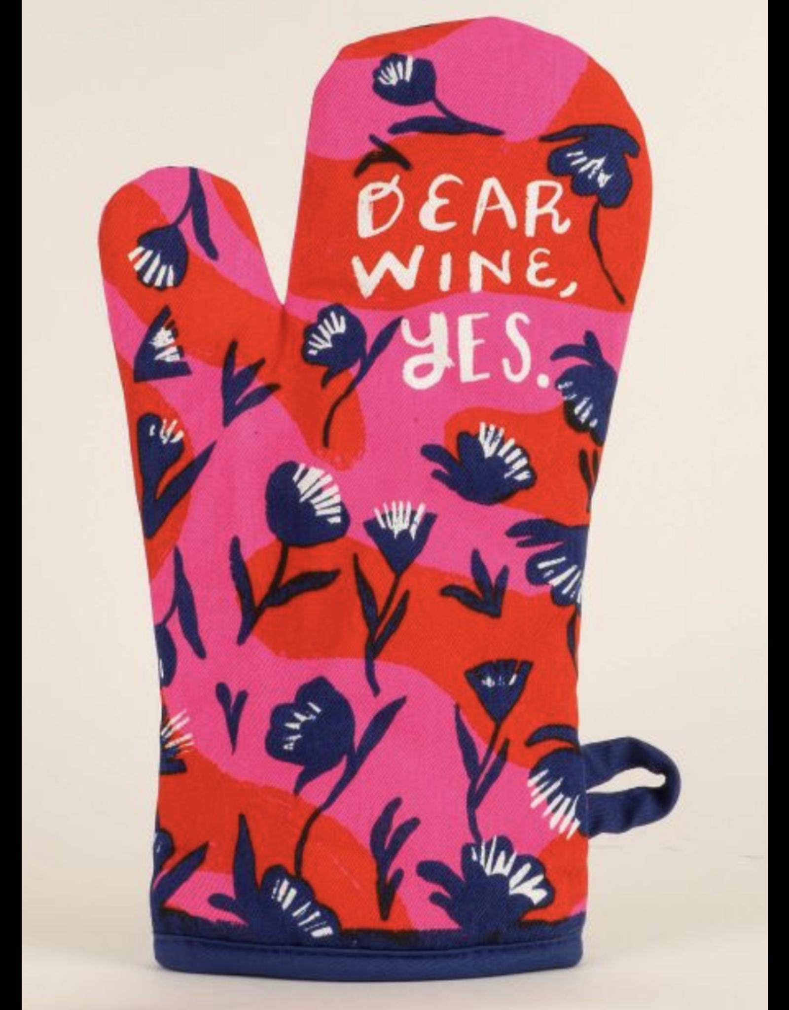 BQ Oven Mitt - Dear Wine