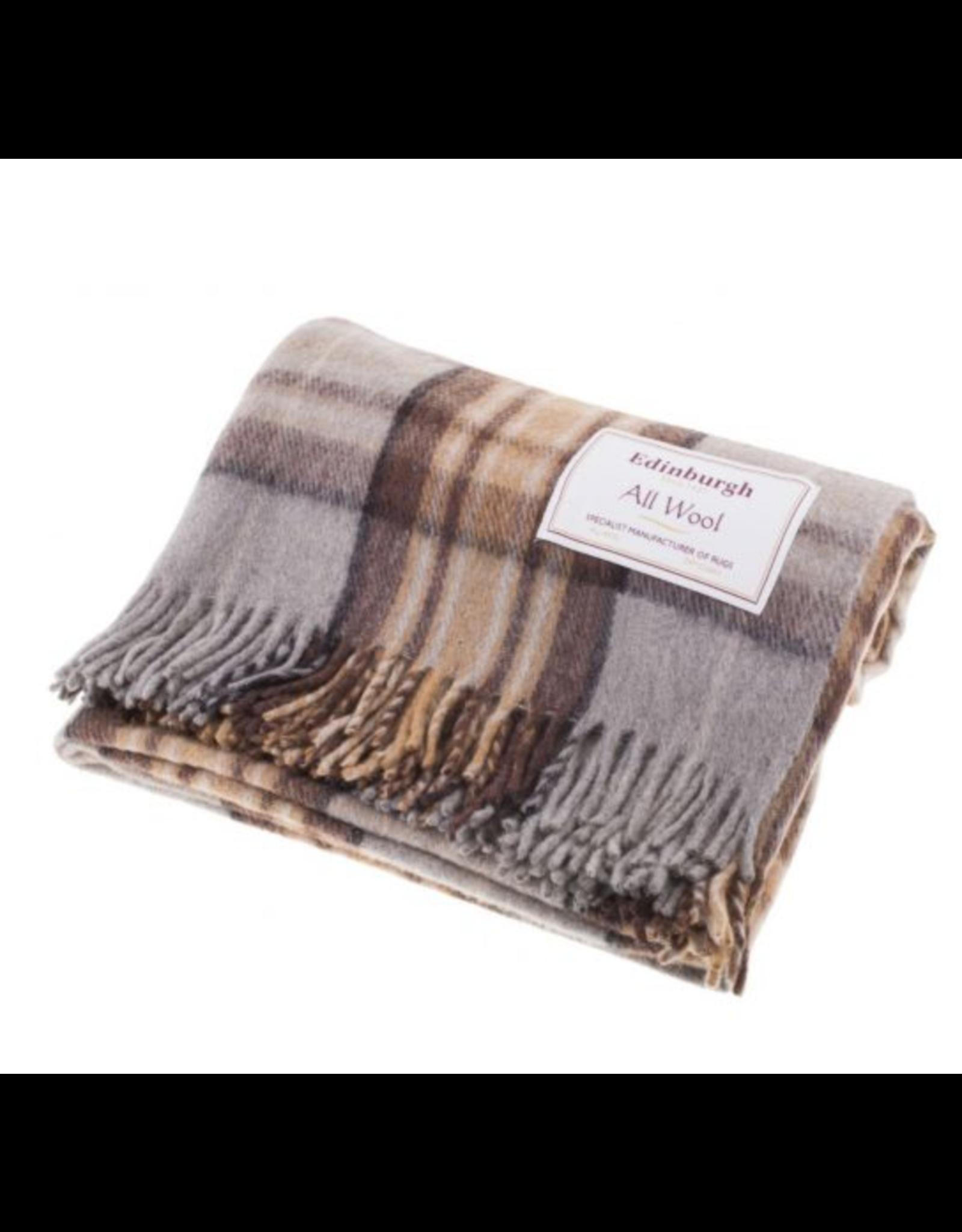 Highland Wool Throw - Mackellar