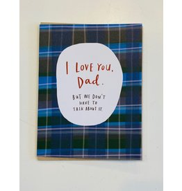 Father's Day - I Love You, Dad.