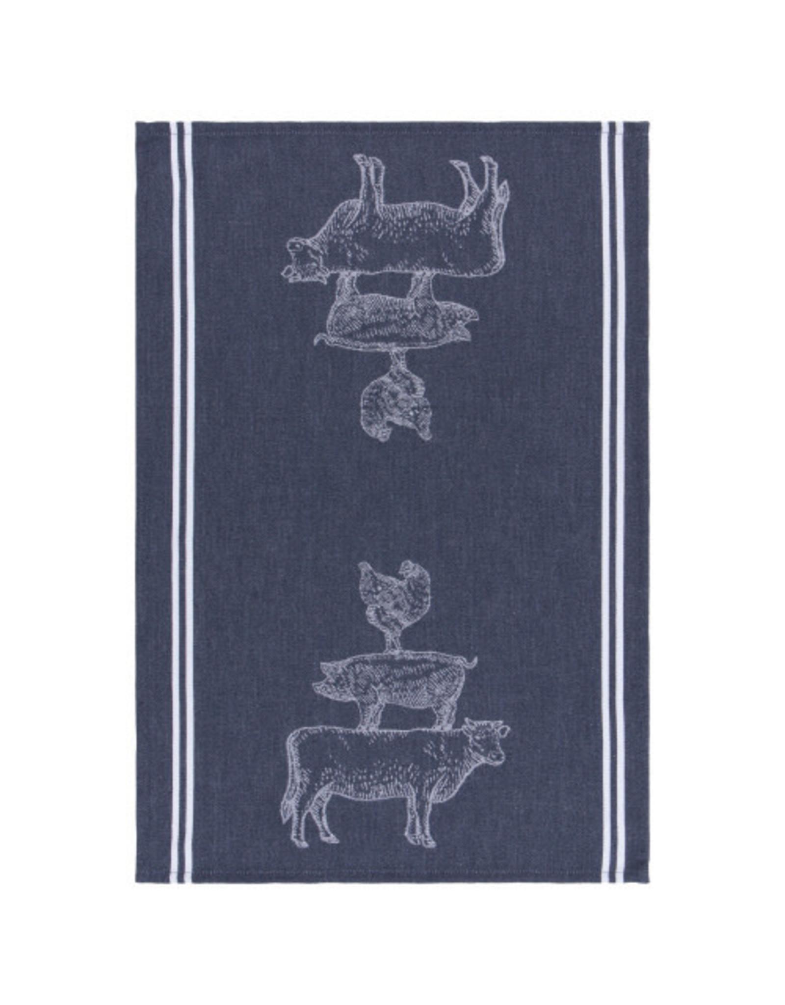 BBQ Jacquard Tea Towel