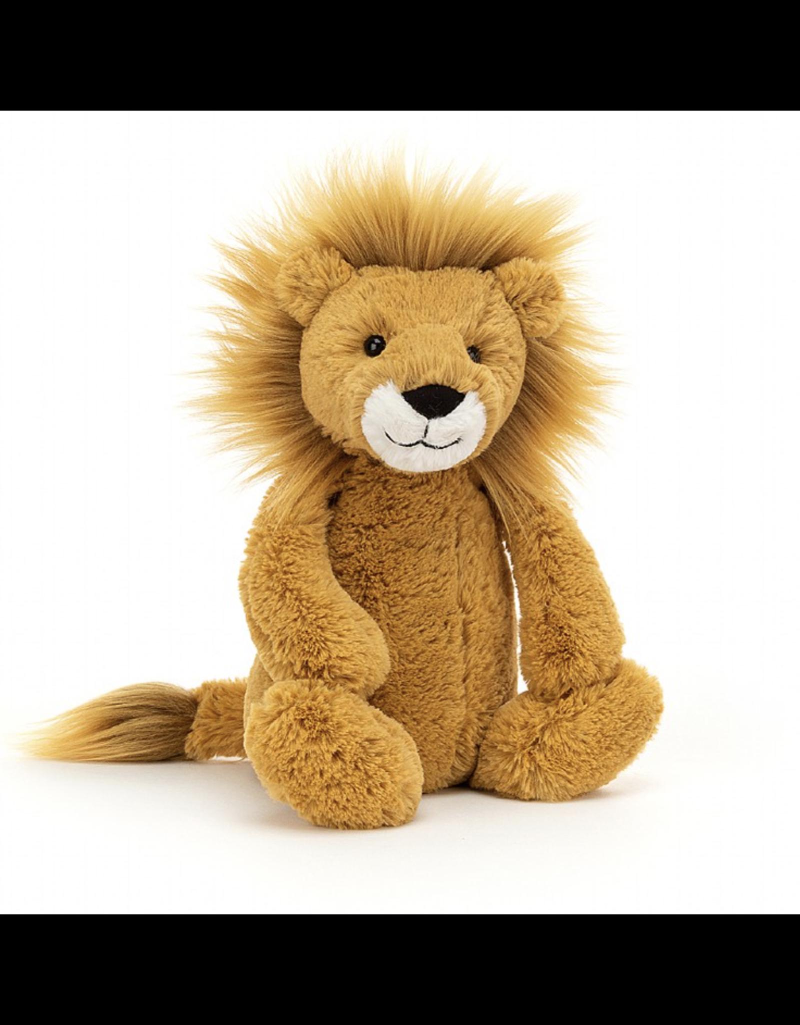 Bashful Lion Medium