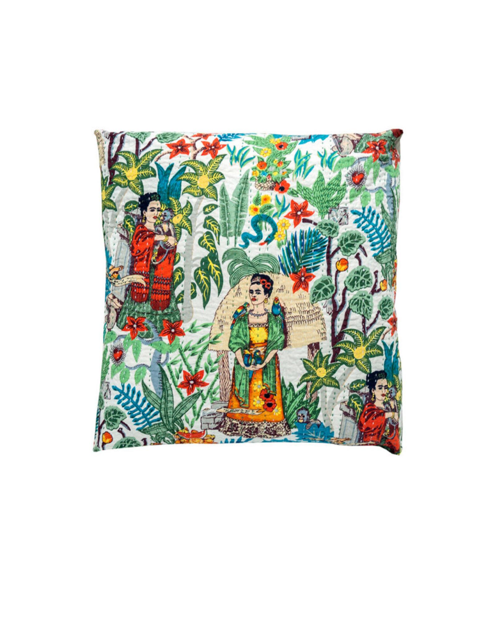 Frida Cushion 20x20