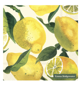 Paper Napkins - Lemons