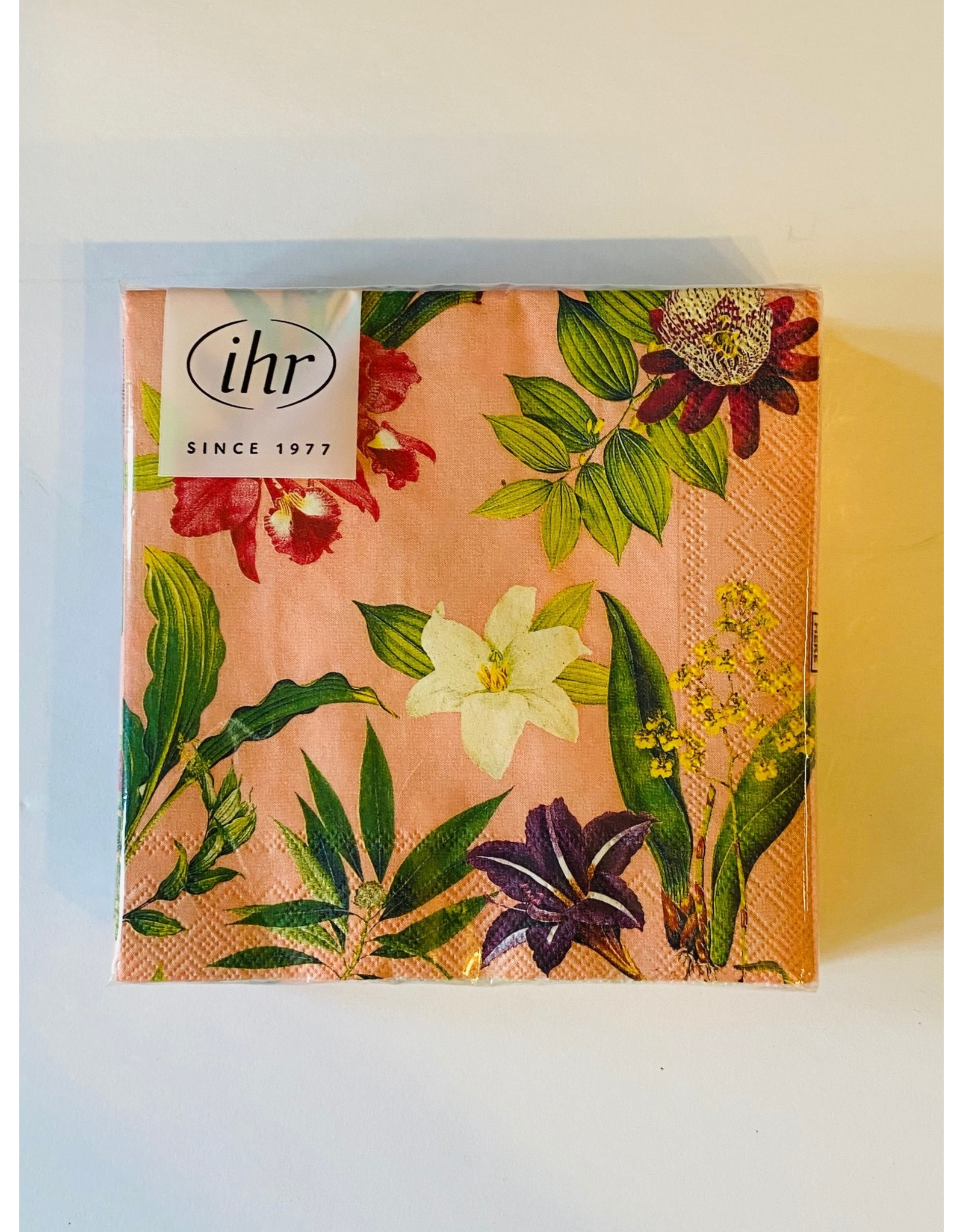 Cocktail Napkins - Flowers of Paradise