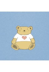 Baby - Teddy with Heart T-shirt