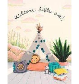 Baby- Welcome Little one - Teepee