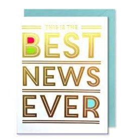 Congratulations - Best News Ever