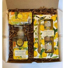 Michel Designs Gift Box - Lemon Basil