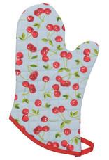Cherries Oven Mitts