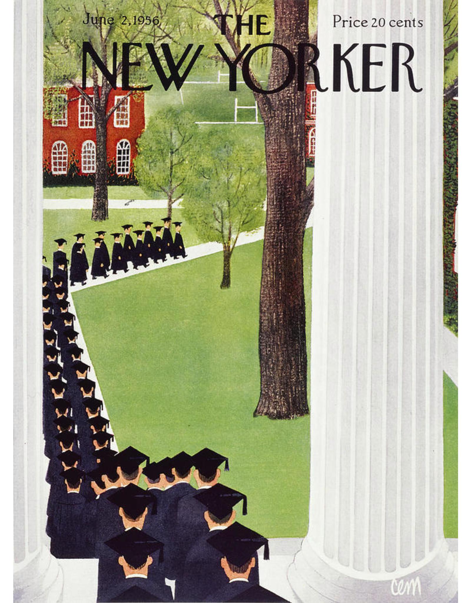 Graduation - New Yorker June 2 1956