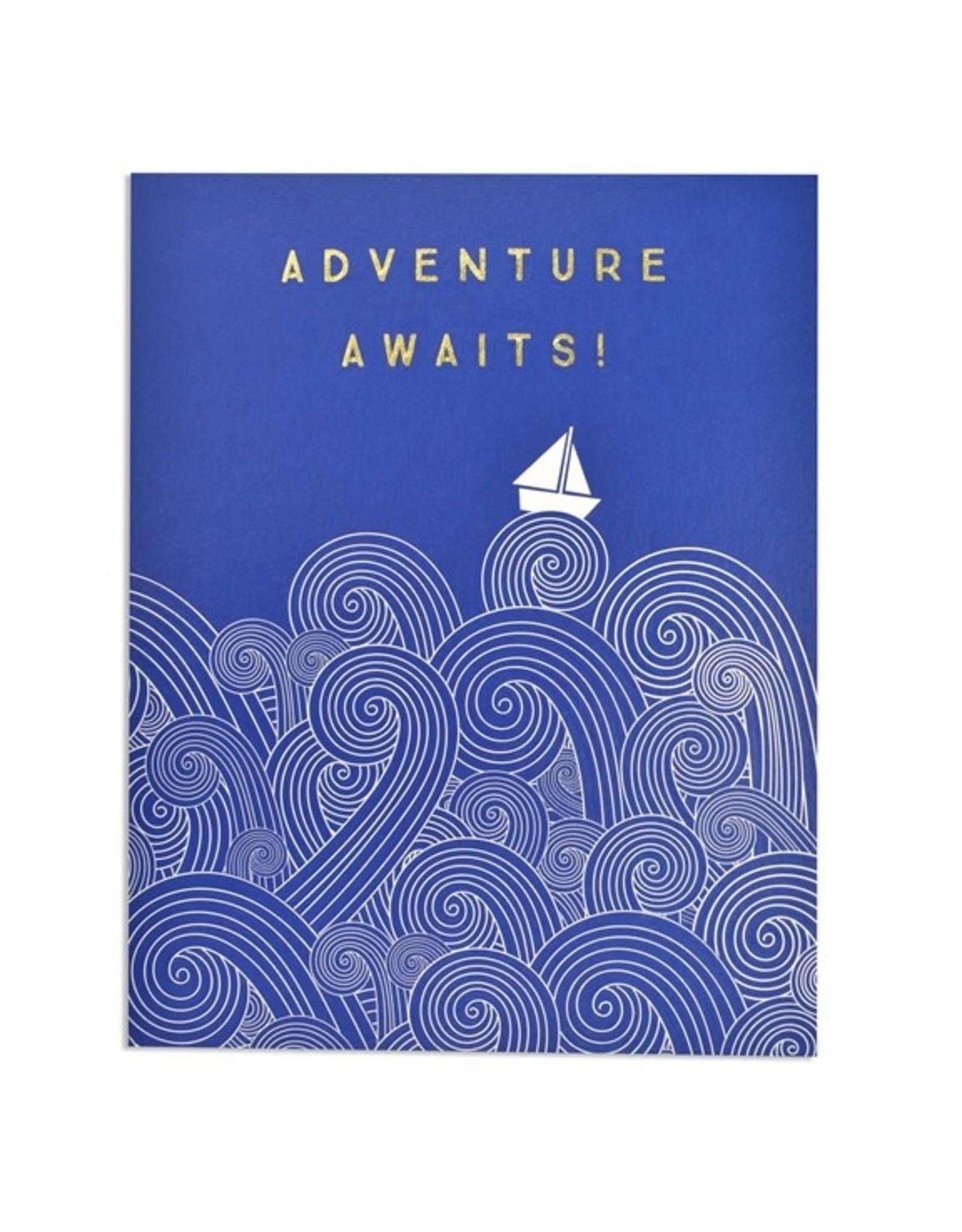 Graduation - Adventure Awaits