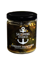 Salt Spring Kitchen Candied Jalapenos - 270ml