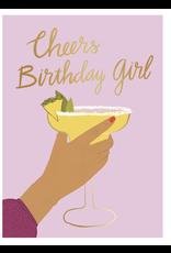 Birthday - Cheers Birthday Girl