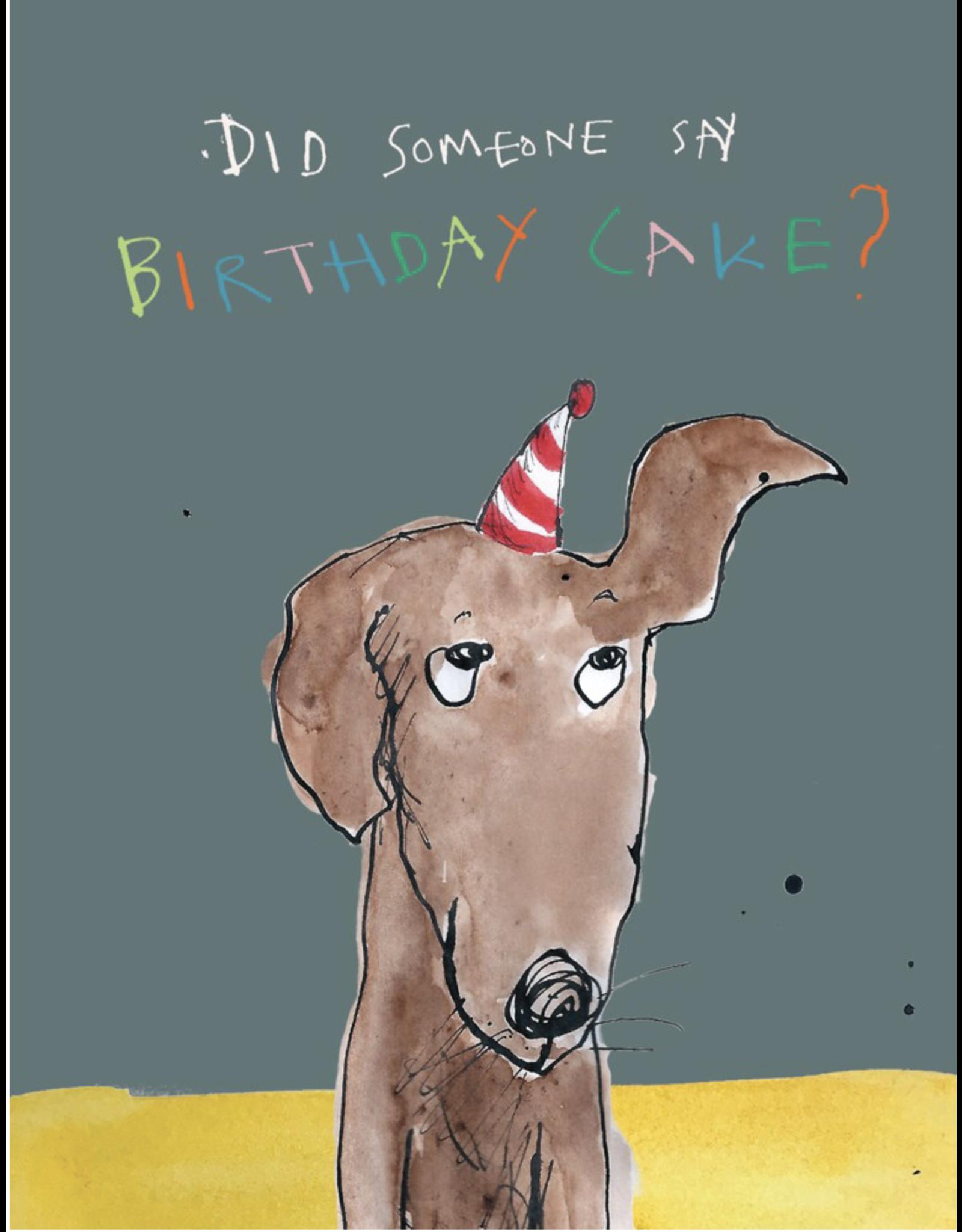 Birthday - Birthday Cake Dog