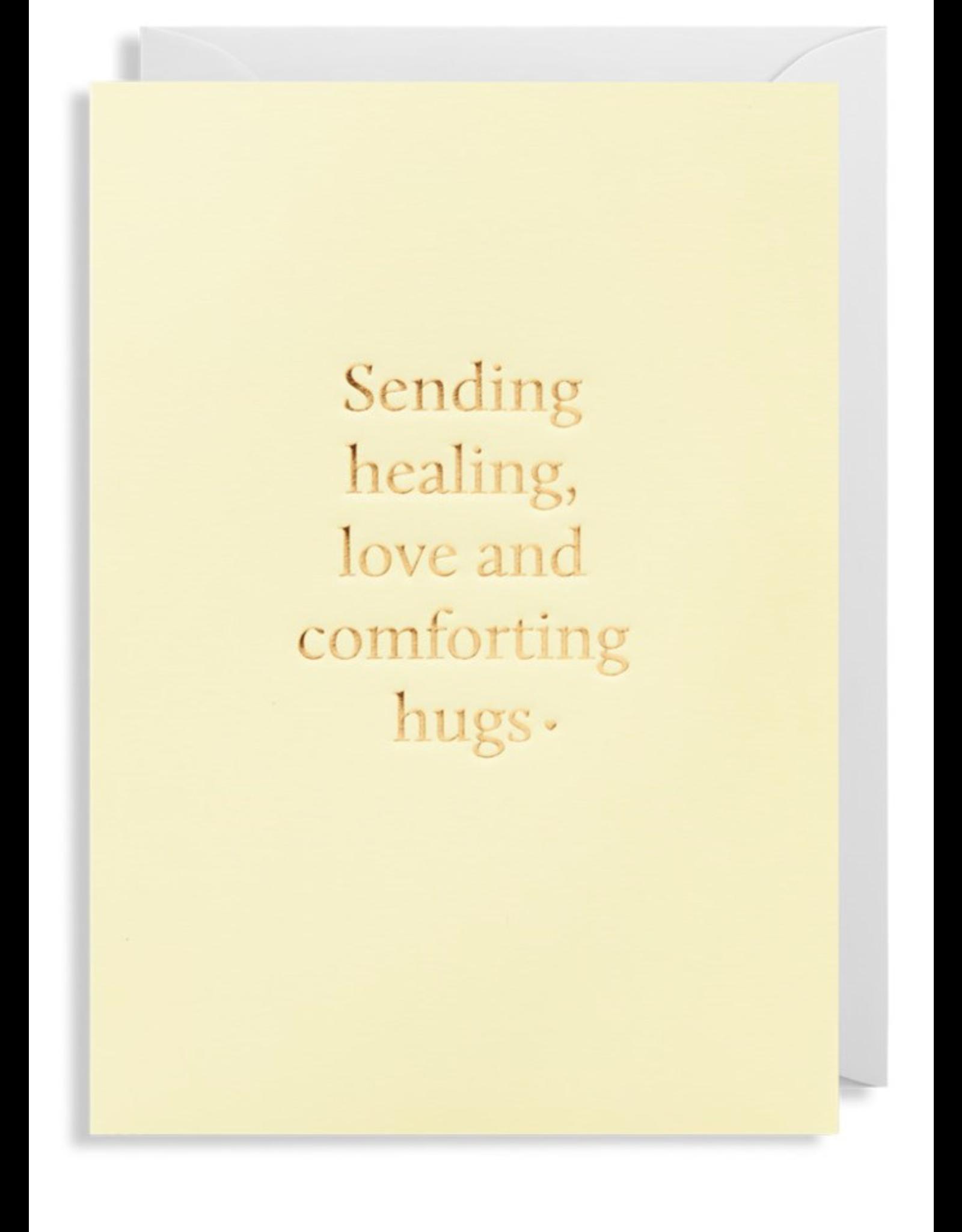 Sympathy - Comforting Hugs
