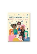 Birthday - Happy Birthday to You Choir