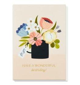 Birthday - Wonderful Birthday Bouquet